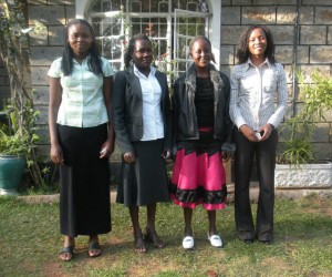 The Global Impact Project in Kitale, Kenya