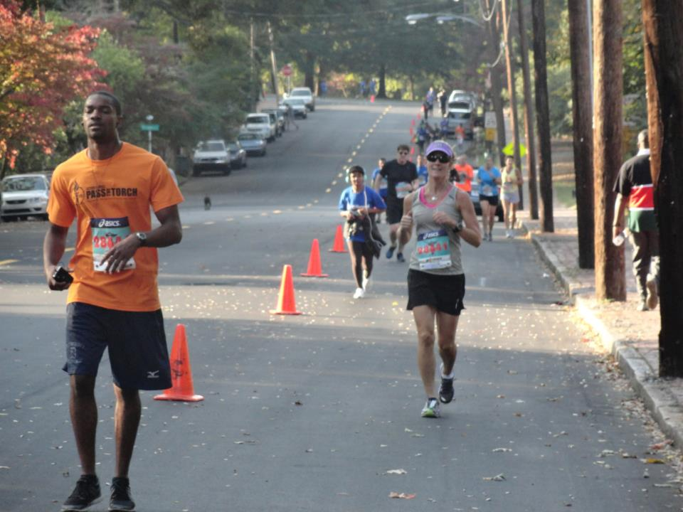2nd Annual Pass the Torch 5k/10k Peachtree Qualifer